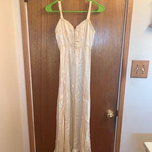 GUNNE SAX vintage one of a kind 80s wedding dress